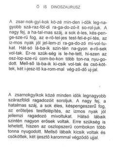 OLVASÁS GYAKORLÓ - webtanitoneni.lapunk.hu Dyslexia