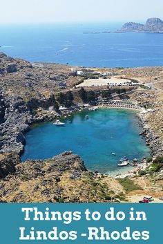 What to see and do in Lindos, Rhodes island Greece