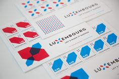 Luxembourg's Signature on Behance