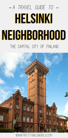 A Neighborhood Guide to Helsinki | Helsinki Finland, things to do in Helsinki, Places to see in Helsinki, Helsinki points of interest, Visit Helsinki, Travel to Finland, Where to go in Helsinki