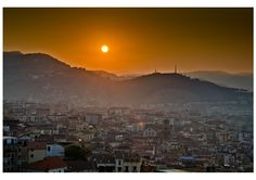 Salerno Italy Sunrise by Michael Earley on 500px
