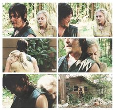 Beth and Daryl - I don't care about the age gap! I love them together. Even if it's just a strong friendship!! Ok....and maybe I'm a Bethyl shipper. :) :)