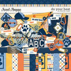 Do Your Best by Heather Roselli at Sweetshoppedesigns.com (digiscrap)