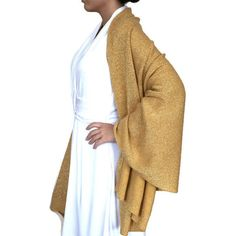 Gold Wedding Wrap, Gold Evening Shawl, Winter Wedding Shawl, Sheeny... ($35) ❤ liked on Polyvore featuring accessories and scarves