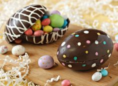 Easter Candy Recipes - How to Make Easter Candies - Easter Egg Recipes