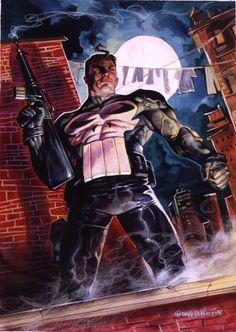 Punisher •Dave DeVries