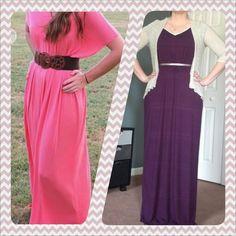 DIY Maxi dress ...super easy!