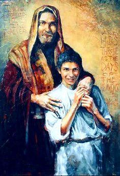 Today's Saint: St Joseph, Foster-father of Jesus Catholic Art, Catholic Saints, Religious Art, Catholic Prayers, Religious Pictures, Jesus Pictures, St Joseph Novena, Saint Joseph, Jesus Childhood
