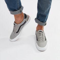 fcbd94fbd2 Shop Grey Vans Chima Pro 2 Shoe for Mens by Vans