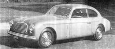1948 1500 berlina Leggerissima -Vignale