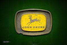 John Deere Tractor Logo - '56 - '68 | by SemperFi97