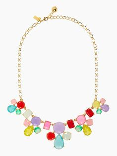 Gumdrop Gems necklace from Kate Spade - Yum