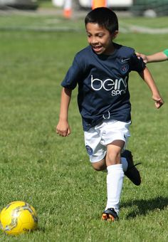 We are honored to be a part of why Javier fell in love with the game of soccer at a young age. Check out his amazing story!