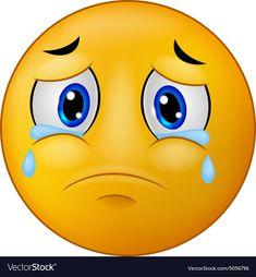 Sad Emoticon Smiley The Cartoon vector illustration - Illustration of smiley, scream: 46947831 - Animated Smiley Faces, Funny Emoji Faces, Emoticon Faces, Animated Emoticons, Funny Emoticons, Emoticons Text, Smileys, Love Smiley, Smiley Happy