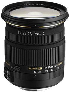 Sigma Objectif 17-50 mm F2,8 DC OS HSM EX - Monture Nikon Sigma http://www.amazon.fr/dp/B003A6NU3U/ref=cm_sw_r_pi_dp_dM9gwb04MADWT
