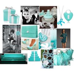 Breakfast at Tiffanys, created by erinflawless on Polyvore