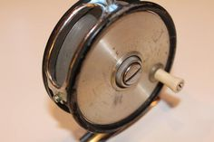 Ocean City No. 76 Fly Reel Made im=n Philadelphia by AtticEsoterica on Etsy