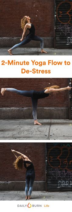 2-Minute Yoga Flow to Stretch and De-Stress    #buydianaboluk http://ift.tt/2iXlSNC
