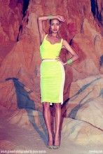 NEON SUNSETFASHION OUTFIT