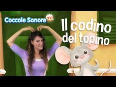 Il codino del topino - Balliamo con Greta - Canzoni per bambini di Cocco...
