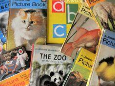 Los Mundos de Nika Vintage: Ladybird Books
