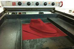 lou moria vacuum forming shoe last 21986