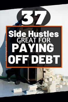 Discover How You Can Pay Off Debt While Making Extra Money With These Side Hustles Right Now!
