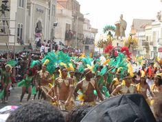 Sao Vincente, Cape Verde Carinval