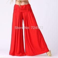 Calças calças de dança calças de dança do ventre dança do ventre bota cortar…