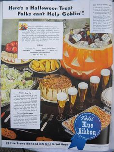 halloween witchs bean pot harvest festival salad recipes from womans home companion