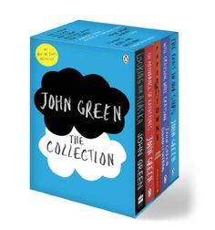 John Green books WANT http://wanelo.com/p/10125346/john-green-the-collection-the-fault-in-our-stars-looking-for-alaska-paper-towns-an-abundance-of-katherines-and-will-grayson-amazon-co-uk-books