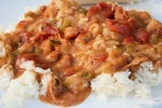 The Best Crawfish Etouffee Ever! @Jessica Maher