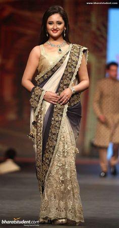 Rashmi Desai in gorgeous saree
