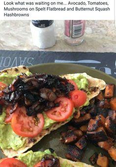 Alkaline Vegan dinner with Dr Sebi approved ingredients