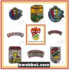 www.kwakbol.com is officieel verkooppunt van de Oeteldonkse club van 1882,