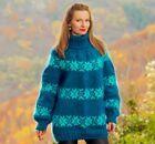 Cowl Neck Dress, Mohair Sweater, Hand Knitting, Turtle Neck, Graphic Sweatshirt, Hands, Warm, Pullover, Sweatshirts
