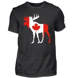 Elch Kanada T-Shirt