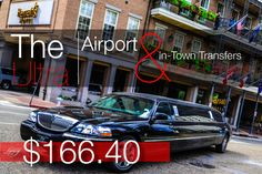 Ultra Limo Airport & In-Town Transfers $166.40 in New Orleans