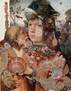 "Sergei Paradjanov. ""Repentance,"" Variation on the Themes by Pinturicchio and Raphael"