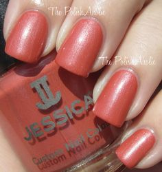 Wing It from Jessica Cosmetics - great color!