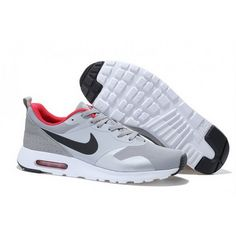 premium selection 956d1 d458f Mens Nike Air Max 87 V2 Light gray Red Cheap Nike Running Shoes, Buy Nike  Shoes