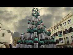 30 of August 2012, Saint Fèlix Fest, a major event in Vilafranca del Penedes - Best Human Towers