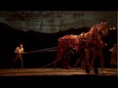 The live performance of War Horse at the Princess of Wales Theater is a moving drama that captured our hearts.
