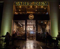 #CarpeDiemRestaurant #NewCairo #TheSpotMall #CasualDining #NightLife #MakeFriends