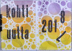 jehkotar: Stamp on your Art Journal # 9