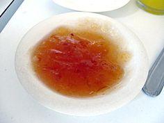 Marmellata di Pesche e Amaretti Bimby