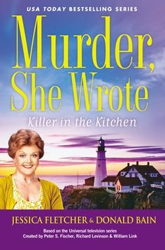 Murder, She Wrote: Killer in the Kitchen • English Wooks