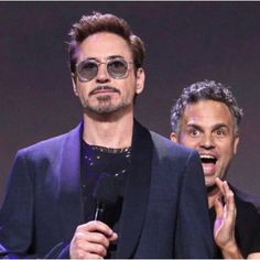Find a man who looks as excited to see you as Mark Ruffalo