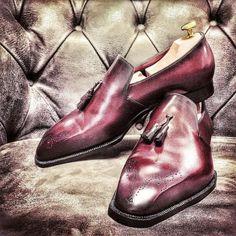 http://chicerman.com  gentlemenclover-com:  Art Of Work By My Friend And Shoesmaker @ramoncuberta #dream #shoes #handemade #shoesmaker #shoestagram #shoesoftheday #instashoes #shoeslover #gentleman #look #apparel #gentleman #clover #lookbook #bespoke #sartorial #ramoncuberta #ramoncubertaworkshop #menstyle #menshoes #artist #luxury #follow #shoesaddict #elegant #ootd #mnswr #stylish #sprezzatura  #menshoes