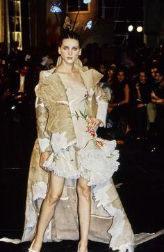 John Galliano Spring 1996 Ready-to-Wear Fashion Show - Michele Hicks